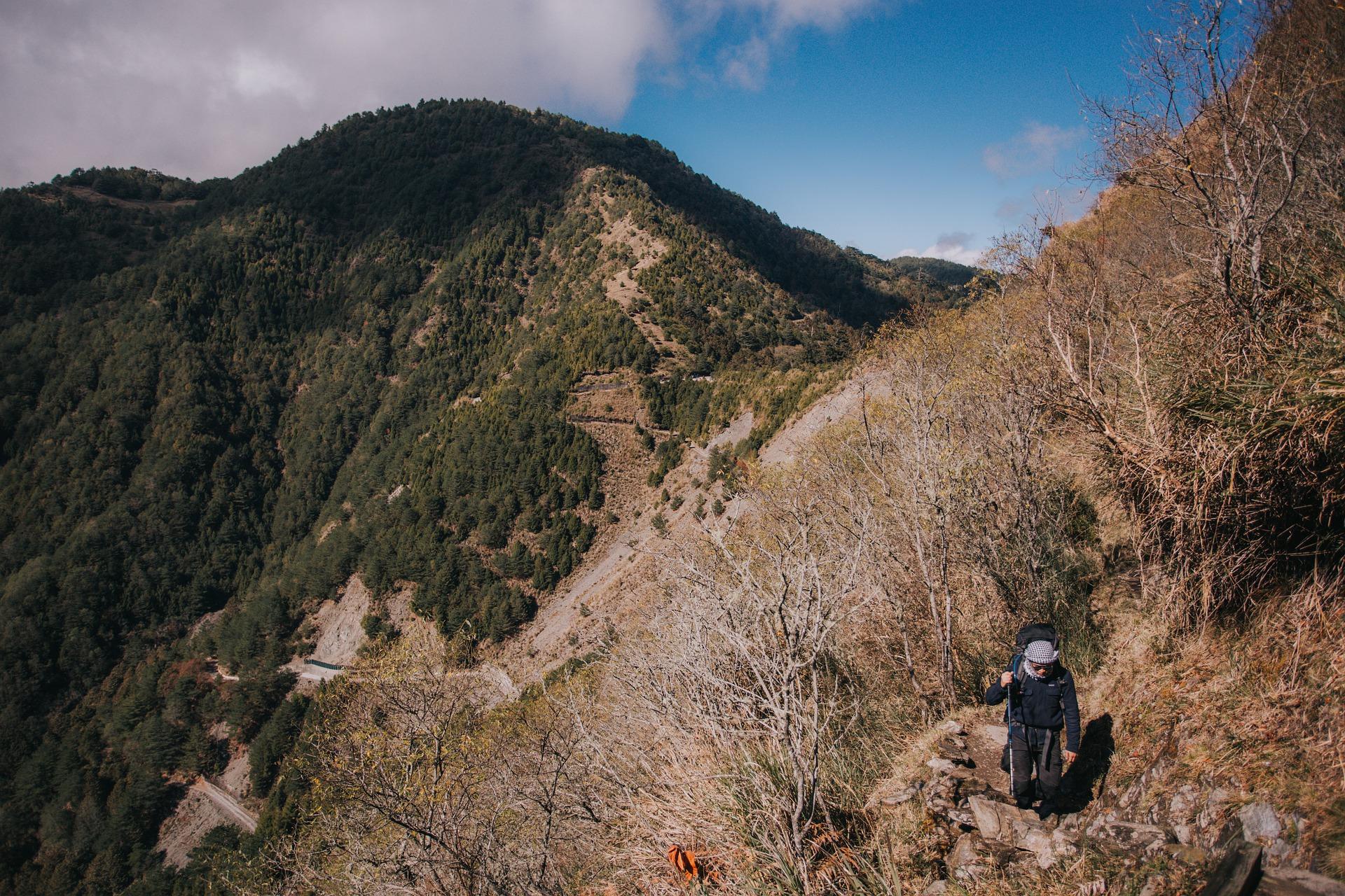 台灣登山風景