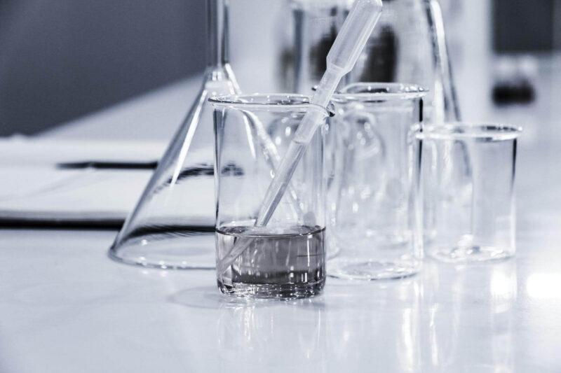 水質檢測TDS示意圖