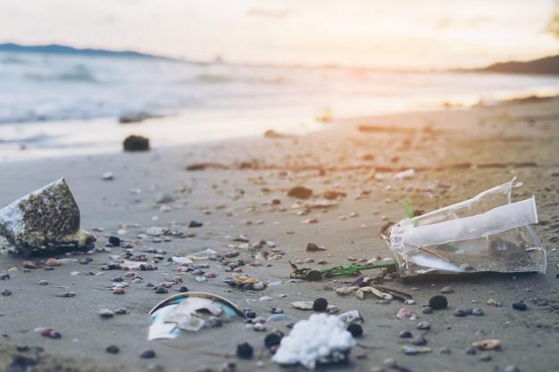 全球海洋垃圾排名2020年示意圖